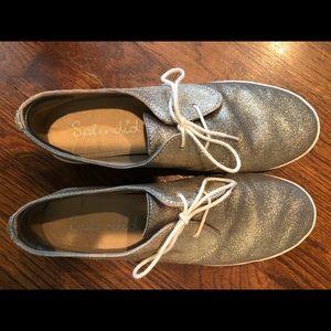 Splendid glitter sparkle tennis shoes.